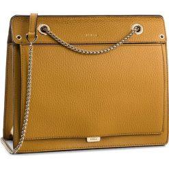 Torebka FURLA - Like 978220 B BQA2 AVH Ginestra e. Żółte torebki do ręki damskie Furla, ze skóry. Za 1,520.00 zł.