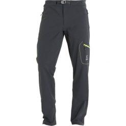 Haglöfs LIZARD PANT MEN Spodnie materiałowe magnetite/star dust. Spodnie materiałowe męskie marki House. Za 629.00 zł.