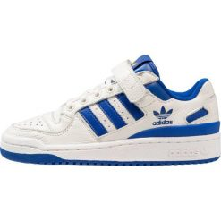 Adidas Originals FORUM Tenisówki i Trampki chalk white/collegiate royal/gold metallic. Trampki męskie adidas Originals, z materiału. W wyprzedaży za 411.75 zł.