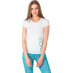 Outhorn Koszulka damska HOL18-TSD601 biała r. S. T-shirty damskie Outhorn. Za 24.99 zł.