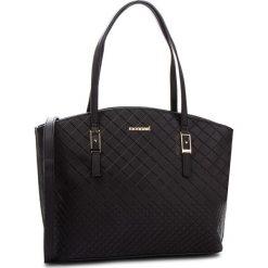 Torebka MONNARI - BAG9520-020 Black. Czarne torebki do ręki damskie Monnari, ze skóry ekologicznej. W wyprzedaży za 199.00 zł.