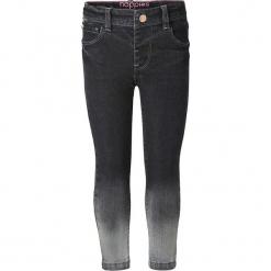 """Dżinsy """"Halifax"""" w kolorze czarnym. Czarne jeansy dla dziewczynek Noppies Baby. W wyprzedaży za 65.95 zł."""