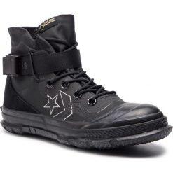 Trampki CONVERSE - Fastbreak Mc18 Hi 162586C Black/Black. Czarne trampki męskie Converse, z gore-texu. W wyprzedaży za 449.00 zł.
