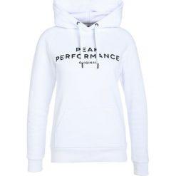 Peak Performance LOGO  Bluza z kapturem white. Bluzy sportowe damskie Peak Performance, z bawełny. Za 509.00 zł.