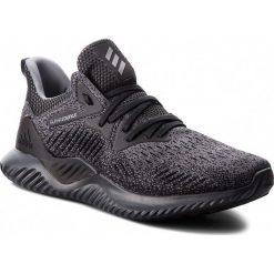 Buty adidas - Alphabounce Beyond M AQ0573 Carbon/Grethr/Cblack. Szare buty sportowe męskie Adidas, z materiału. W wyprzedaży za 279.00 zł.