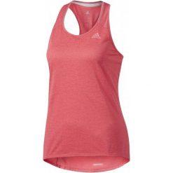 Adidas Koszulka Sn Tnk W Super Pink L. Różowe t-shirty i topy dla dziewczynek Adidas, ze skóry. W wyprzedaży za 129.00 zł.