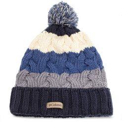 Czapka COLUMBIA - Carson Pass Beanie 1621821 Nocturnal 591. Niebieskie czapki i kapelusze damskie Columbia. Za 104.99 zł.