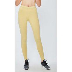 Nike Sportswear - Legginsy. Szare legginsy damskie Nike Sportswear, z bawełny. W wyprzedaży za 84.90 zł.