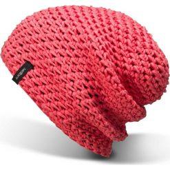 Woox Wiosenna Czapka Krasnal Unisex |Handmade| Różowa Frigus Beanie Kamelie - Frigus Beanie Kamelie  -          - 8595564755043. Czapki i kapelusze męskie Woox. Za 84.85 zł.
