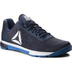 Buty Reebok - Speed Tr Flexweave CN5503 Blue/Navy/White. Niebieskie buty sportowe męskie Reebok, z materiału. W wyprzedaży za 279.00 zł.