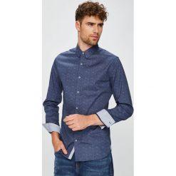 Medicine - Koszula Basic. Szare koszule męskie MEDICINE, z bawełny, z klasycznym kołnierzykiem, z długim rękawem. W wyprzedaży za 79.90 zł.