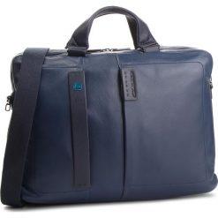 Torba na laptopa PIQUADRO - CA3347P15 Blu 3. Niebieskie torby na laptopa damskie Piquadro, ze skóry. Za 1,329.00 zł.