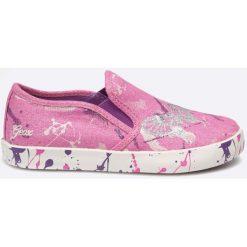 Geox - Tenisówki dziecięce. Buty sportowe dziewczęce marki bonprix. W wyprzedaży za 199.90 zł.