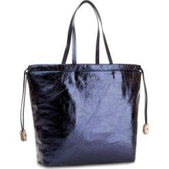 Torebka JOOP! - Sienna 4140003880 Dark Blue 402. Niebieskie torebki do ręki damskie JOOP!, z lakierowanej skóry. W wyprzedaży za 939.00 zł.