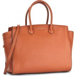 Torebka COCCINELLE - A35 Claralie E1 A35 18 02 01 Calendula 210. Brązowe torebki do ręki damskie Coccinelle, ze skóry. W wyprzedaży za 1,099.00 zł.