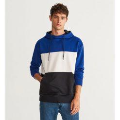 Bluza z kapturem - Niebieski. Bluzy damskie marki Giacomo Conti. W wyprzedaży za 79.99 zł.