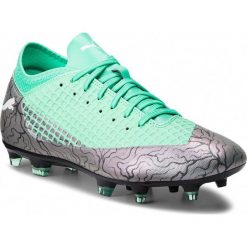 Buty PUMA - Future 2.4 Fg/Ag 104839 01 Col Shift/Green/White/Black. Zielone buty sportowe męskie Puma, z materiału. W wyprzedaży za 179.00 zł.