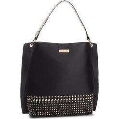 Torebka MONNARI - BAG0680-020  Black. Czarne torebki do ręki damskie Monnari, ze skóry ekologicznej. W wyprzedaży za 209.00 zł.