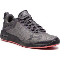Buty UNDER ARMOUR - Ua Charged Legend Tr 1293035-105 Gry. Szare buty sportowe męskie Under Armour, z materiału. W wyprzedaży za 349.00 zł.