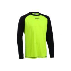 Koszulka F300 dla dzieci. Bluzki dla dziewczynek KIPSTA, z materiału, z długim rękawem. Za 49.99 zł.