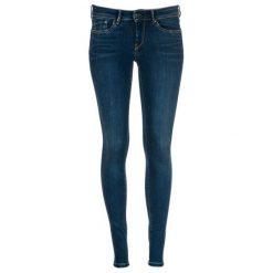 Pepe Jeans Jeansy Damskie Pixie 29/30 Niebieski. Niebieskie jeansy damskie Pepe Jeans. Za 479.00 zł.