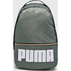 Puma - Plecak. Szare plecaki damskie Puma, z poliesteru. Za 169.90 zł.