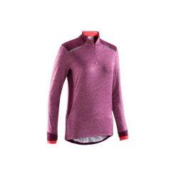 Koszulka długi rękaw na rower 500 damska. T-shirty damskie marki DOMYOS. W wyprzedaży za 49.99 zł.