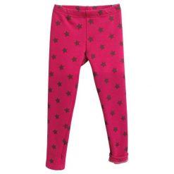 Topo Legginsy Dziewczęce 116 Czerwone. Czerwone legginsy dla dziewczynek Topo, z jeansu. Za 59.00 zł.
