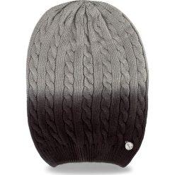 Czapka GUESS - Not Coordinated Wool AW6480 WOL01 M BLA. Czarne czapki i kapelusze damskie Guess, z materiału. W wyprzedaży za 119.00 zł.