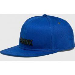 G-Star Raw - Czapka. Szare czapki i kapelusze męskie G-Star Raw. W wyprzedaży za 129.90 zł.