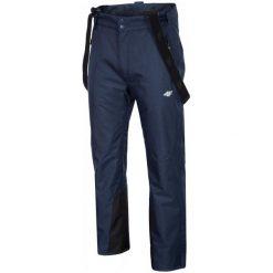 4F Męskie Spodnie Narciarskie H4Z17 spmn004 Granatowy Melanż Xl. Spodnie snowboardowe męskie marki WED'ZE. W wyprzedaży za 253.00 zł.