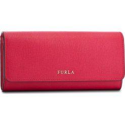 Duży Portfel Damski FURLA - Babylon 875408 P PS12 B30 Ruby. Czerwone portfele damskie Furla, ze skóry. Za 715.00 zł.