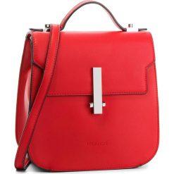 Torebka MONNARI - BAG8200 Red 005. Czerwone torebki do ręki damskie Monnari, ze skóry ekologicznej. W wyprzedaży za 179.00 zł.