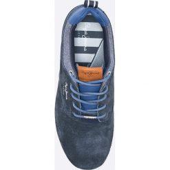 Pepe Jeans - Buty. Szare buty sportowe męskie Pepe Jeans, z gumy. W wyprzedaży za 239.90 zł.