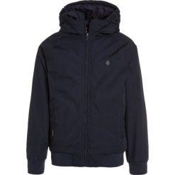 Volcom HERNAN Kurtka zimowa navy. Kurtki i płaszcze dla chłopców Volcom, na zimę, z bawełny. Za 459.00 zł.