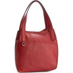 Torebka COCCINELLE - AE5 Mila E1 AE5 11 02 01 Coquelicot 209. Czerwone torebki do ręki damskie Coccinelle, ze skóry. W wyprzedaży za 729.00 zł.