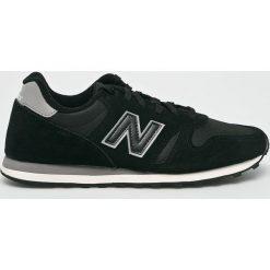 New Balance - Buty ML373BLG. Czarne buty sportowe męskie New Balance. W wyprzedaży za 259.90 zł.