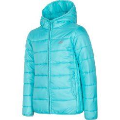 Kurtka puchowa dla dużych dzieci (dziecząt) JKUDP201A - mięta. Kurtki i płaszcze dla dziewczynek marki Pulp. W wyprzedaży za 129.99 zł.