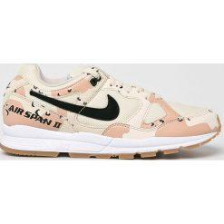 Nike Sportswear - Buty Nike Air Span II Premium. Szare buty sportowe męskie Nike Sportswear, z materiału. W wyprzedaży za 379.90 zł.