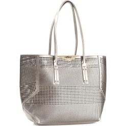 Torebka NOBO - NBAG-E1470-C025 Srebrny. Szare torebki do ręki damskie Nobo, ze skóry ekologicznej. W wyprzedaży za 139.00 zł.