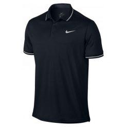 Nike Koszulka Tenisowa M Nkct Dry Polo Solid Pq Black S. Koszulki polo męskie marki INESIS. Za 149.00 zł.