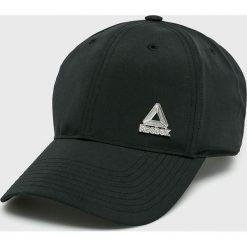 Reebok - Czapka. Czarne czapki i kapelusze męskie Reebok. Za 59.90 zł.