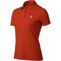 Odlo Koszulka damska s/s v-neck VIVIAN czerwona r. S (241161). T-shirty damskie Odlo. Za 78.88 zł.
