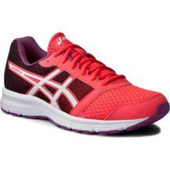 Buty ASICS - Patriot 8 T669N  Diva Pink/White/Orchid 2001. Czerwone obuwie sportowe damskie Asics, z gumy. W wyprzedaży za 189.00 zł.