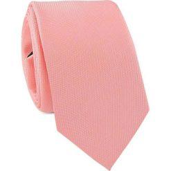 Krawat KWRR001480. Czerwone krawaty i muchy Giacomo Conti, z mikrofibry. Za 69.00 zł.