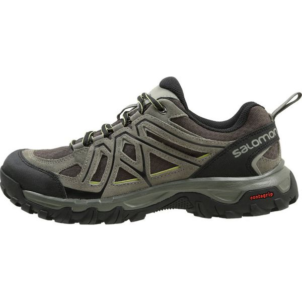 Salomon EVASION 2 AERO Walking shoes castor graybelugafern