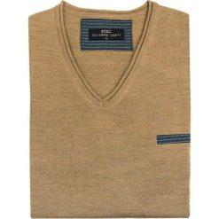 Sweter Dario SWE000022. Swetry przez głowę męskie marki Giacomo Conti. Za 229.00 zł.