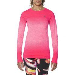 Asics Koszulka FuzeX Seamless LS różowa r. XS (141215 0688). Bluzki damskie Asics. Za 206.04 zł.