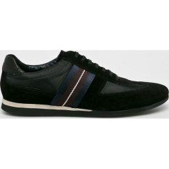 Joop! - Buty. Czarne buty sportowe męskie JOOP!, z materiału. W wyprzedaży za 449.90 zł.