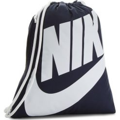 Plecak NIKE - BA5351 451. Niebieskie plecaki damskie Nike, z materiału, sportowe. Za 75.00 zł.